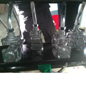 Oil Tanker of 4 Nozzles- Submersible Pump (4 products) - 4 Large Displays pictures & photos