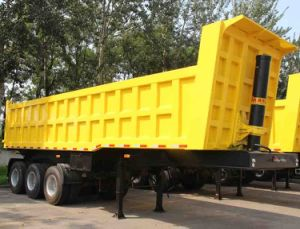 80t to 100t Rear Dumper Tipper Truck Trailer pictures & photos
