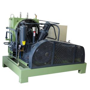 35MPa Stationary Industrial High Pressure Piston Air Compressor