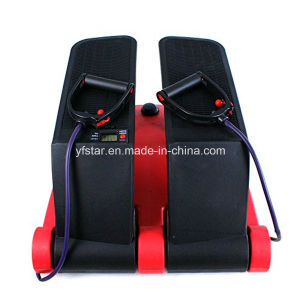 Wholesale Air Stepper Climber Thigh Exercise Machine with Resistance Cord pictures & photos
