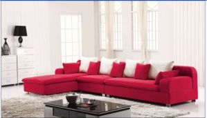 Furniture Sectional Fabric Sofa pictures & photos