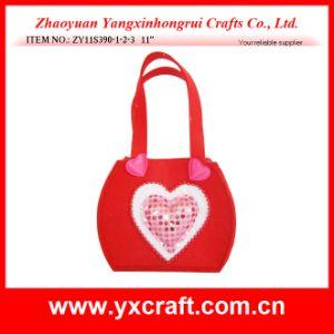 Valentine Decoration (ZY11S390-1-2-3) Valentine Handbag pictures & photos