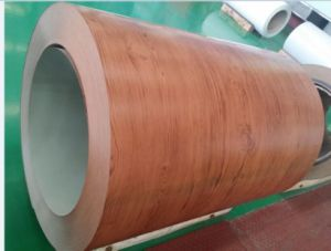 Cold Rolled 0.14mm-0.8mm Color Coated Galvanized Steel Coil pictures & photos