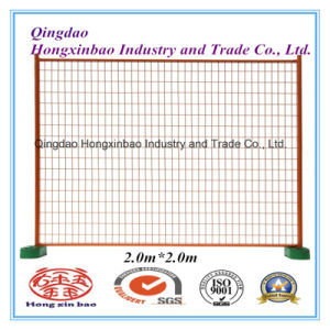 Safety Powdering Chain Link Mesh Fence for Japan pictures & photos