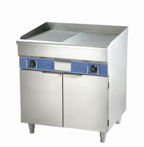 Electric Griddle with Cabinet Eg750/C pictures & photos