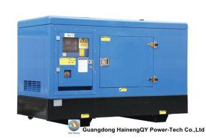 Cummins Engine Silent Diesel Power Genarator Sets (HNC-180)