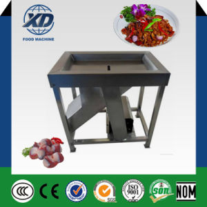 Automatic Chicken Gizzards Peeler Empedal Ayam Peeling Machine pictures & photos