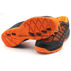 Kpu Upper Steel Toe Safety Shoes with High Quality pictures & photos