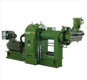 Xj-65 Automatic Rubber Hose Extruder Machine /Rubber Machinery