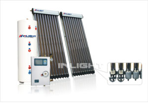 Split Pressurized Solar Keymark Solar Water Heater (ILS1-H03) pictures & photos