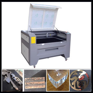 Super Quality Metal and Nonmetal Laser Cutting Machine pictures & photos