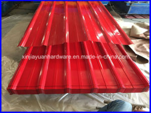 Corrugated Color Sheet, Color Roofing Sheet with Export Standard pictures & photos