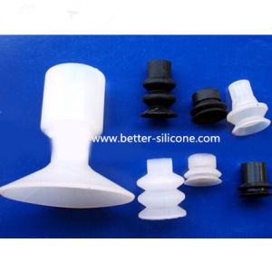 Custom Rubber Silicone Rubber Sucker with High Quality pictures & photos