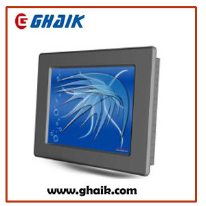 Industrial 12 Inch LCD Monitor with VGA/DVI Input