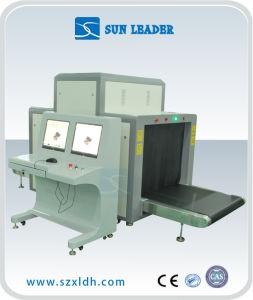 X-ray Baggage Scanner with Channel Dimensions: 810mm (W) * 650mm (H) pictures & photos