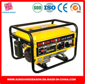 2.5kw Elepaq Type Gasoline Generators (SV3500E2) for Home Power Supply pictures & photos