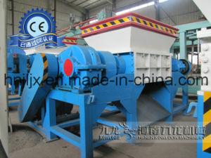 Ce Certificate Oil Bottle Shredding Crushing Machine, Oil Bottle Shredder pictures & photos