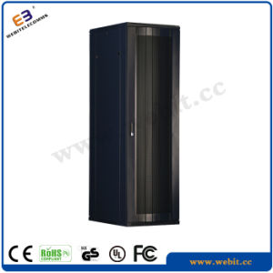 "22-42u Server Cabinet with Perforated Door for 19"" Telecom Equipments (WB-NCxxxx87B) pictures & photos"