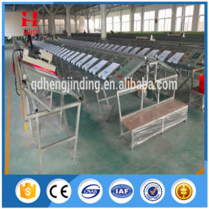 Ready-Made Clothes Printing Table (Width Adjustable) pictures & photos