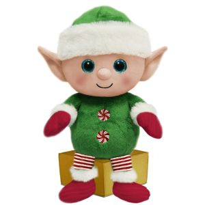 High Quality Custom Stuffed Soft Toy Elf pictures & photos