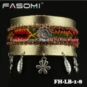 New Fashion Stingray Leather Bracelet Jewelry
