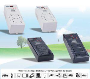 Ar-350va/500va/600va/800va/1000va Relay-Type Universal-Socket Automatic Voltage Regulator/Stabilizer pictures & photos