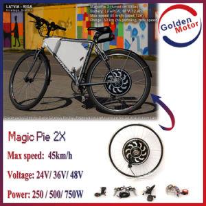 Wholesale 250W Rear Wheel Hub Motor Conversion Kit pictures & photos