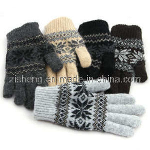Knitted Gloves (ZSKG-0058)