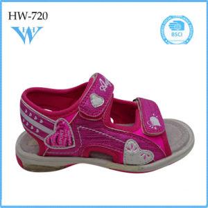 2017 Wholesale Cheap Stylish Kids Breathable Sport Sandals pictures & photos