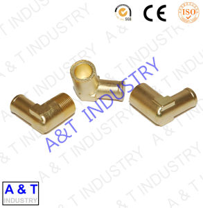 AT High Quality Brass Machinery Parts pictures & photos