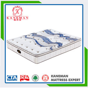 2016 Hot Selling Wholesale Bonnell Spring Mattress pictures & photos