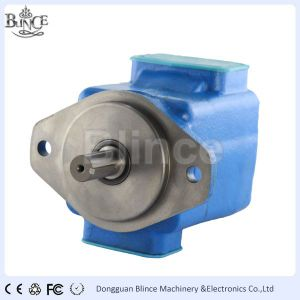 China High Pressure 35vq Series Sigle Pumps for Engineering Machinery Application pictures & photos