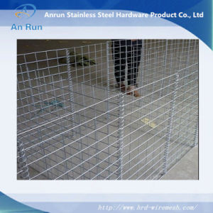 Welded Hesco Gabion Box Factory with ISO pictures & photos
