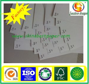 400GSM Duplex Board with White Back pictures & photos