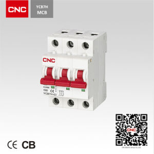 Miniature Circuit Breaker (YCB7H-3P) pictures & photos