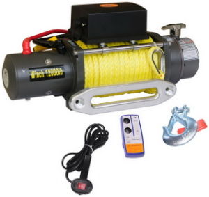 Heavy Duty Winch 12000lb for Car pictures & photos