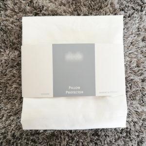 Cotton Percale 1cm Strip Jacquard Hotel Pillowcase pictures & photos