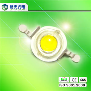 130-140lm Super Bright High Power 1W White LED (GT-P04W64101130) pictures & photos