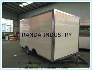 2016 Hot Sale Mobile Food Cart with Best Quality pictures & photos