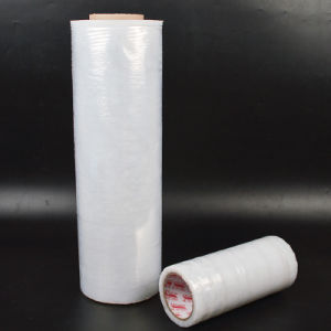 Transparent Clear Wrapping Film pictures & photos