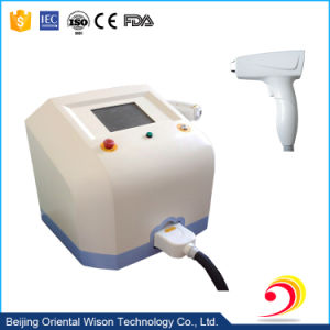 Portable Ce Approval 808nm Diode Laser Hair Removal Machine pictures & photos