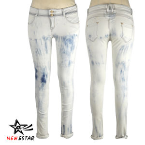 2015 Fashion Women Denim Jeans (nes1035)