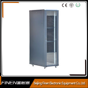 "China High Quality Floor Standing 19"" Rack Server pictures & photos"