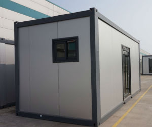 Prefabricated Container House with Cheap Price pictures & photos