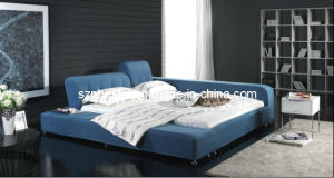 Bedroom Furniture, Modern Soft Bed pictures & photos