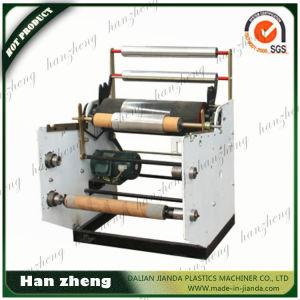 Sjm-55-1400 High Output HDPE Semi-Auto Roller Plastic Blown Film Line pictures & photos