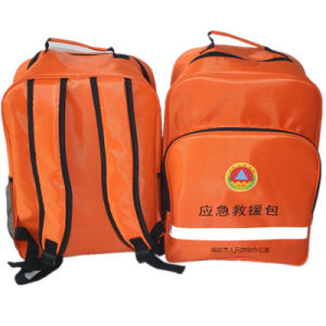 Emergency Backpack for First Aid Kit pictures & photos
