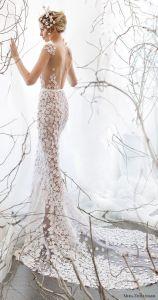 Hot Sale Style Mermaid Champagne Strapless Lace Back Beaded Rose Flowers Skirt Taffeta Pink Wedding Dress (MN1340)