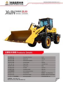 Made in China High Quality Loader Zl33 pictures & photos