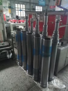 Double Action Hydraulic Cylinder for Agriculture Machine pictures & photos